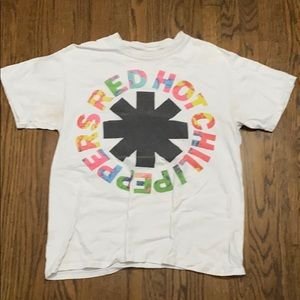 Red Hot Chili Peppers Shirt